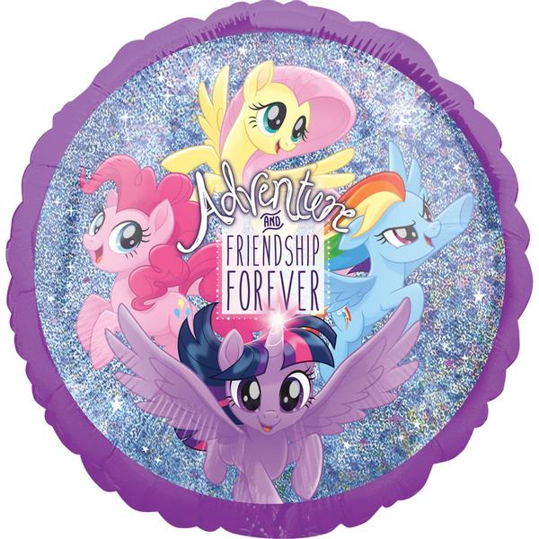 Bilde av My Little Pony, Folieballong, Friendship Forever