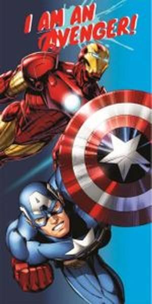 Bilde av Marvel Avengers Håndkle