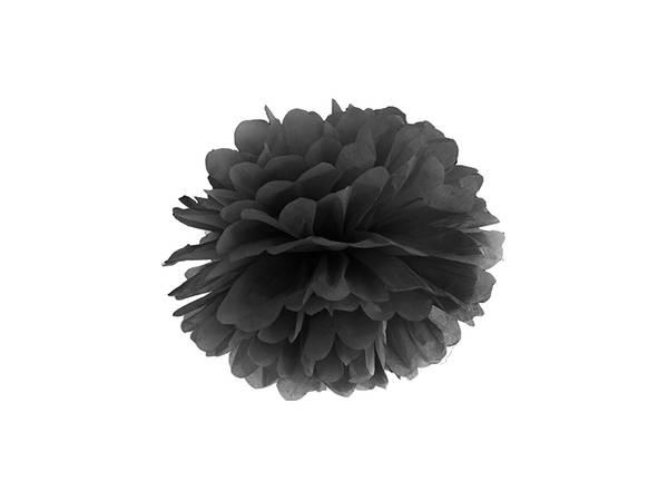 Bilde av Puff Decor, 25 cm, Svart