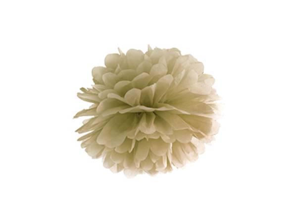 Bilde av Puff Decor, 25 cm, Gull