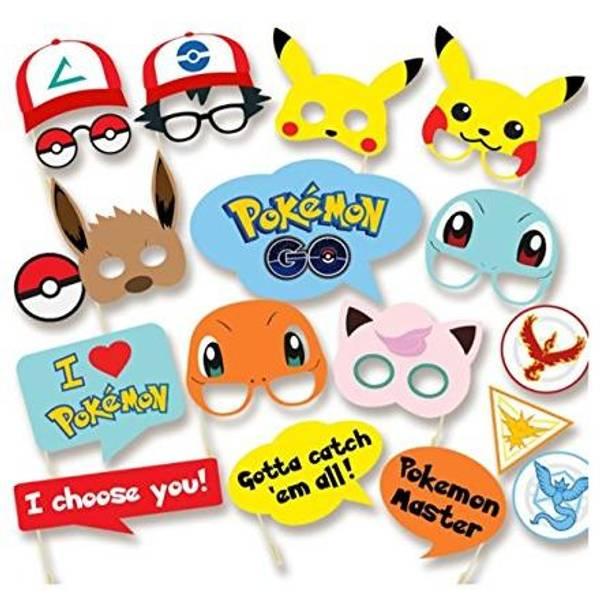 Bilde av Pokemon Photoprops