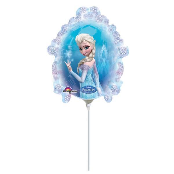 Bilde av Elsa og Anna, Minishape Ballong