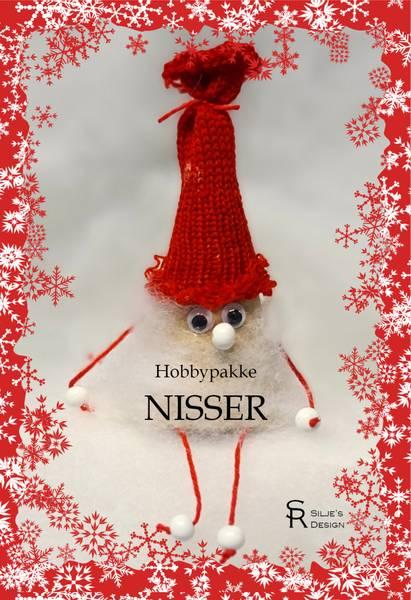 Bilde av Hobbypakke Jul- Julenisse, 2 stk🎅🏼🎅