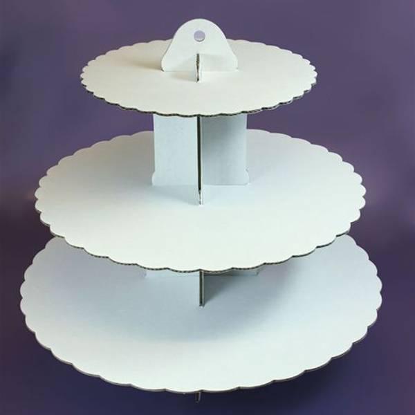 Bilde av Cupcake Stand, 3 etasjer, Culpitt