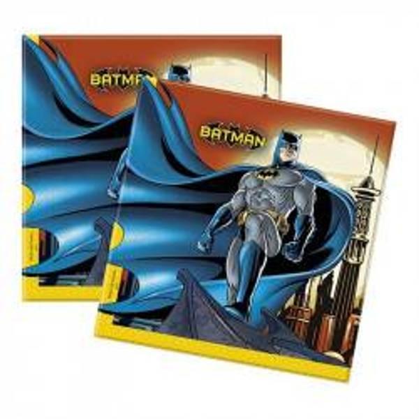 Bilde av Batman servietter 20 stk