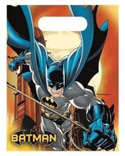 Bilde av Batman Godteposer 6 stk