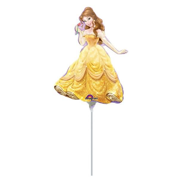Bilde av Disney Prinsesse Belle Mini Folieballong
