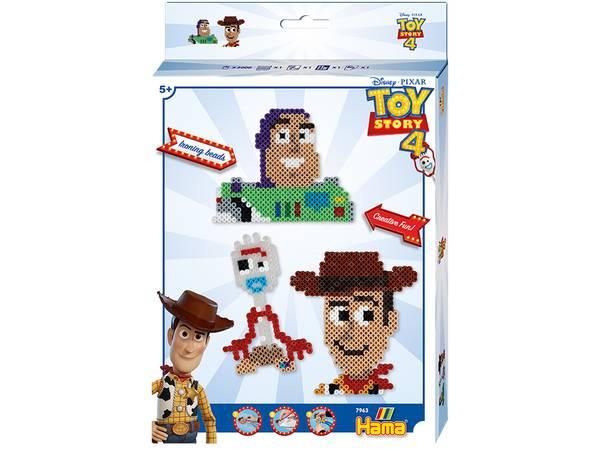 Bilde av Toy Story 4 Hama Perlesett, 2000 perler!