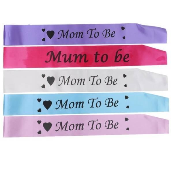 Bilde av «Mom to be» Banner