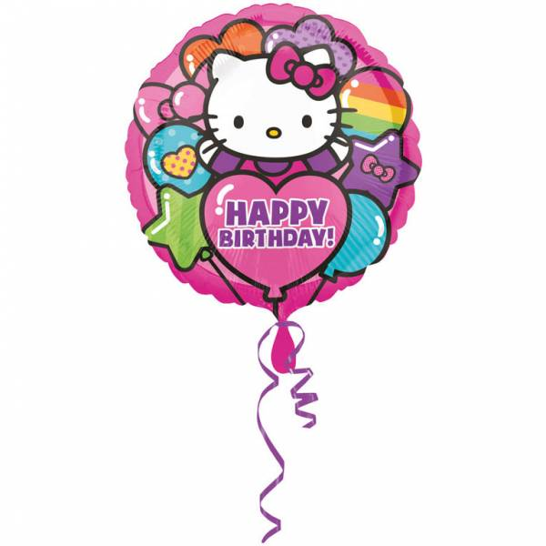 Bilde av Hello Kitty, Folieballong, 43 cm