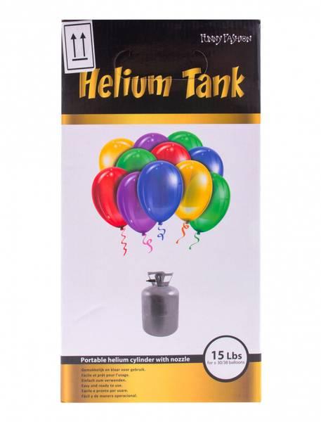 Bilde av Heliumstank, 30 ballonger