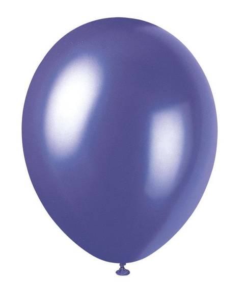 Bilde av Shimmer Electric Purple, Ballonger, 8 stk
