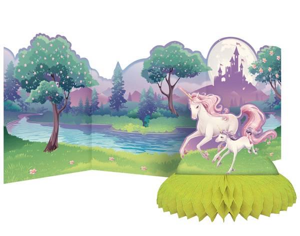 Bilde av Unicorn Fantasy, Borddekorasjon
