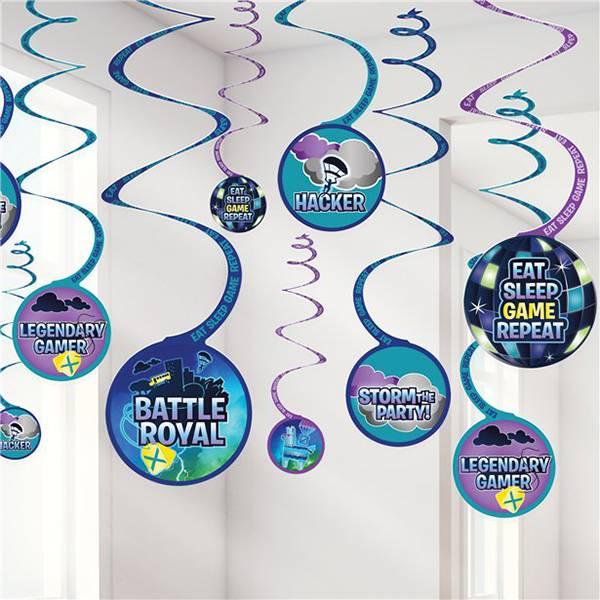 Bilde av Battle Royal, Hengende dekorasjoner