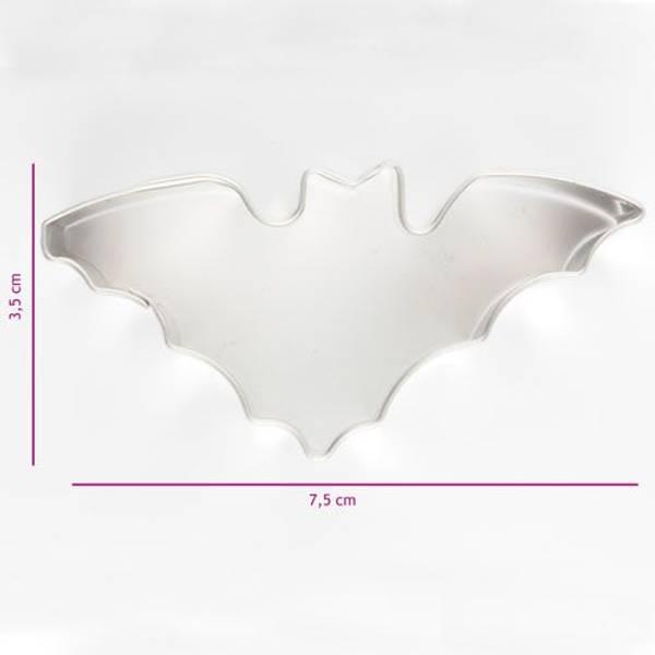 Bilde av Flaggermus kakeutstikker, 7,5 cm