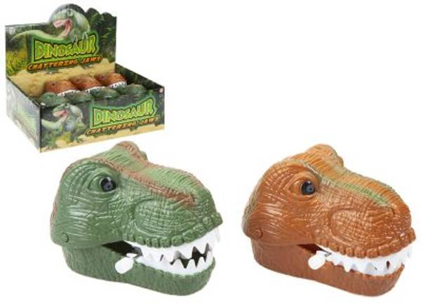 Bilde av Skummel Glefsende Dinosaurhode