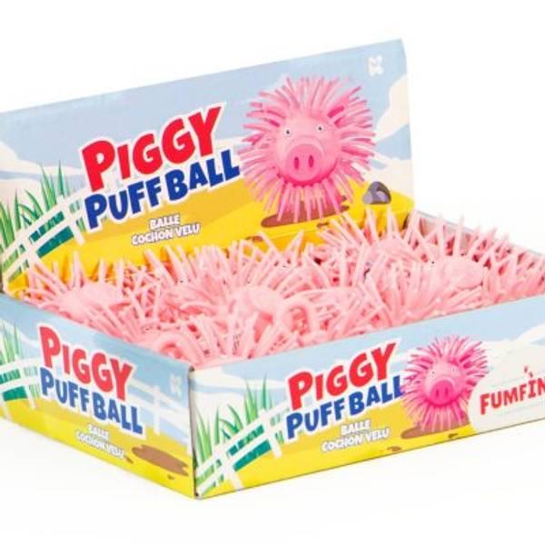 Bilde av Fidgettoy Piggy Puffball, PR STK