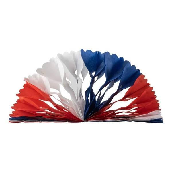 Bilde av Rødt, Hvitt og Blått, Papirbanner, 2m