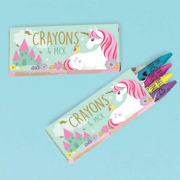 Bilde av Magical Unicorn Tegnestifter 12 stk.