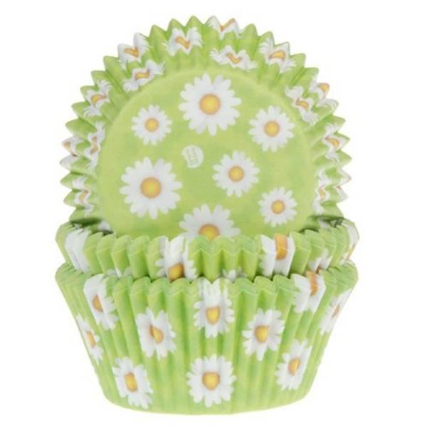 Bilde av Daisy, Muffinsformer, 50 stk