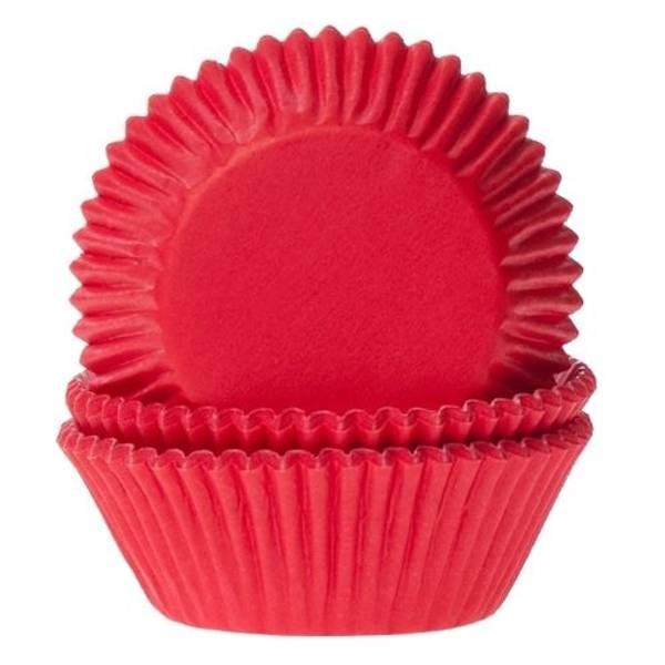 Bilde av Red Velvet, Muffinsformer, 50 stk