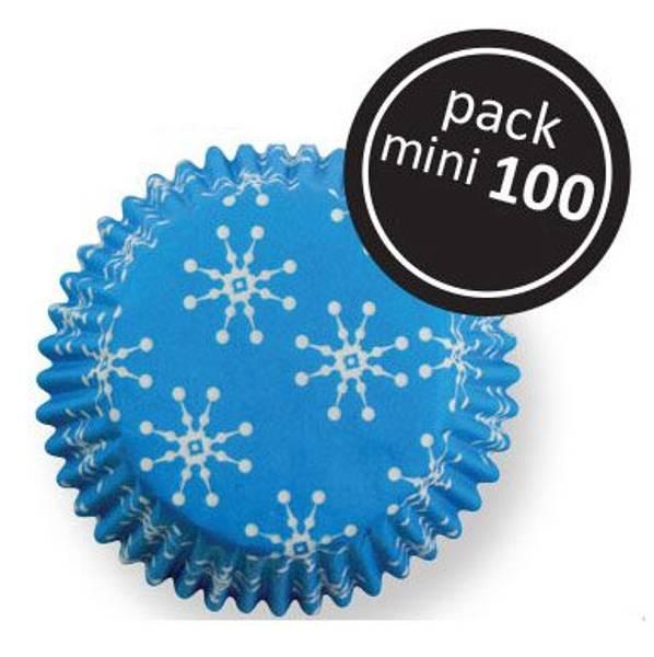 Bilde av Frost Snøkrystall, Mini-Muffinsformer, 100 stk