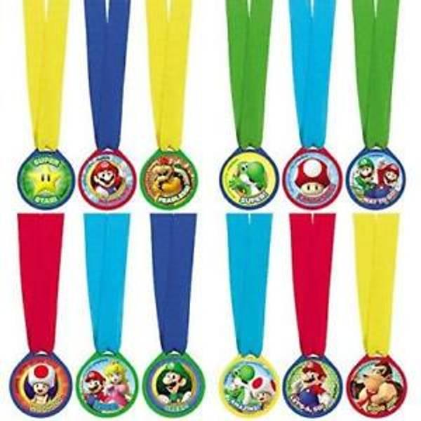 Bilde av Super Mario Medaljer