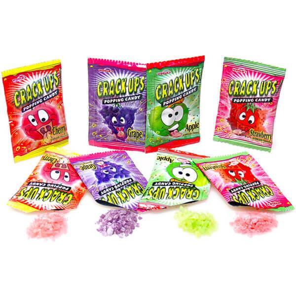 Bilde av Crack ups popping candy, ass