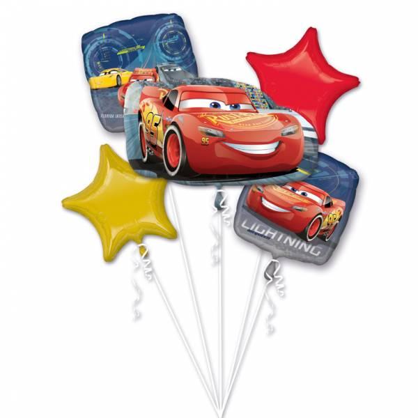 Bilde av Cars Folieballong bukett