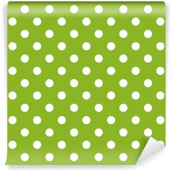 Bilde av Prikkete Grønne Servietter