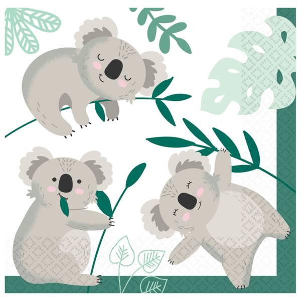 Bilde av Koala Servietter