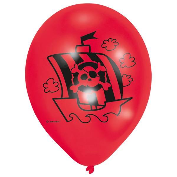 Bilde av Hiv og hoy ballonger, 6 stk