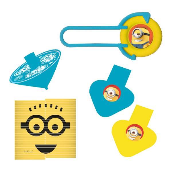 Bilde av Minions Bursdag småleker, 24 deler