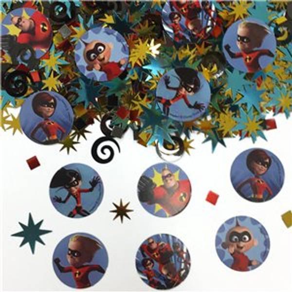 Bilde av De Utrolige 2 konfetti