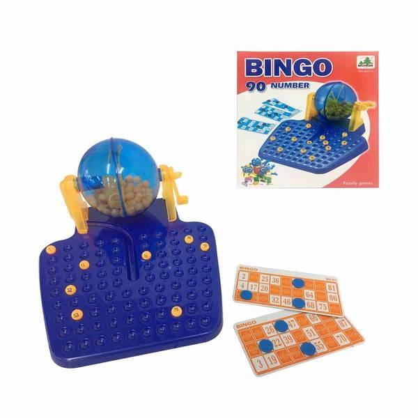 Bilde av Bingo, 90 nummer!