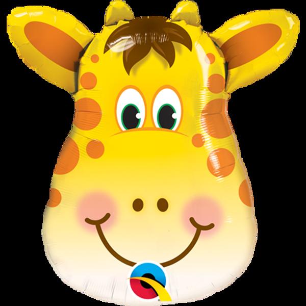 Bilde av Giraff Folieballong, 36cm