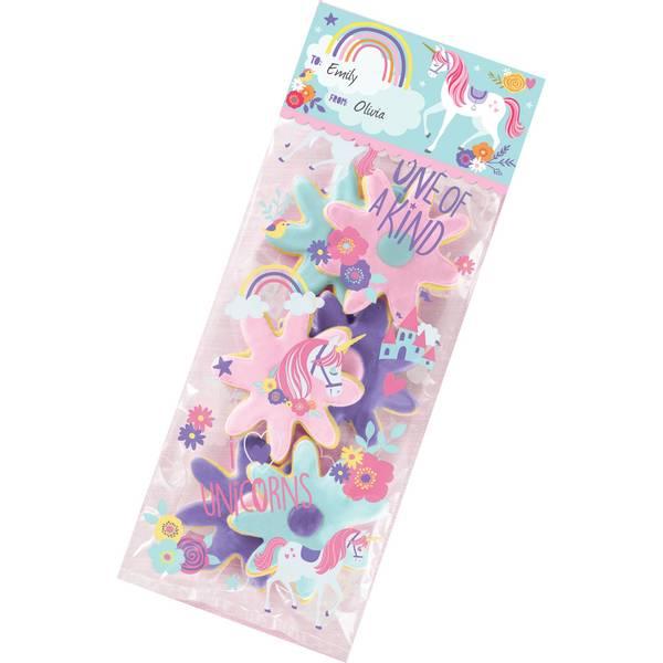 Bilde av Magical Unicorn Partybags og headerkort, 20 stk