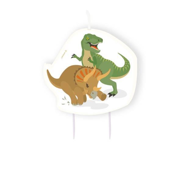 Bilde av Dinosaur Kakelys 2