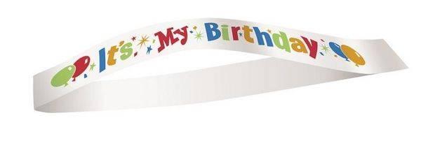 Bilde av Its My Birthday, banner