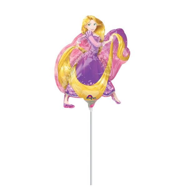Bilde av Disney Prinsesse Rapunzel Folieballong, 22x27 cm