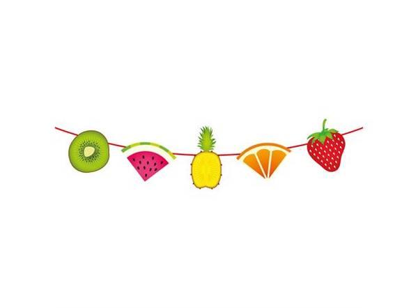 Bilde av Tropisk Frukt Banner , 6m