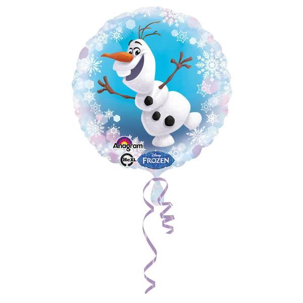 Bilde av Frozen Olaf Folieballong 43 cm