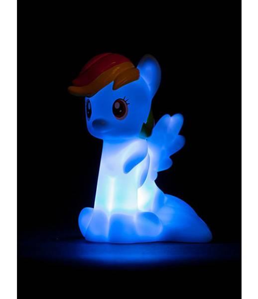 Bilde av My little Pony, Rainbow Dash, LED lampe