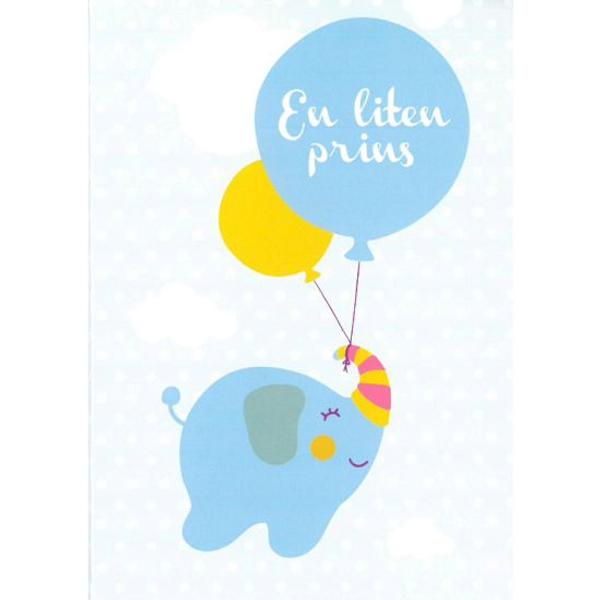 Bilde av Mini Kort, En liten prins