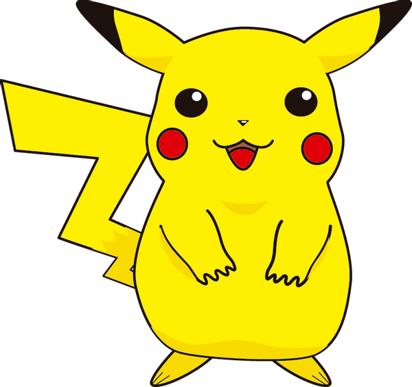 Bilde av Pikachu , Kakebilde, A4