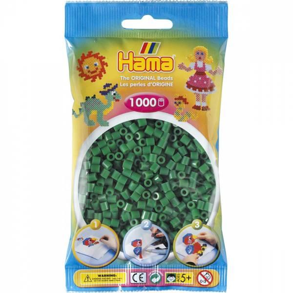 Bilde av Hama Midi super 1000s – 10 Grønn