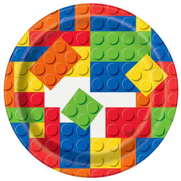 Bilde av Lego Klosser Asjetter, 8 stk