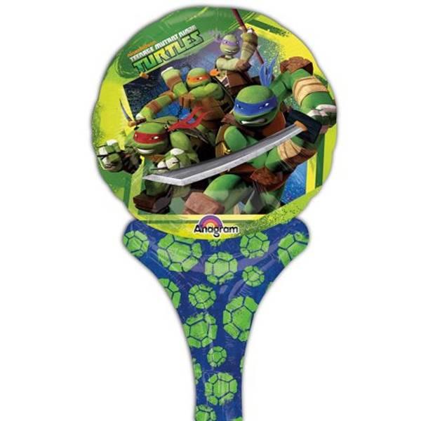 Bilde av Ninja Turtles, Folieballong, Inflate-a-fun