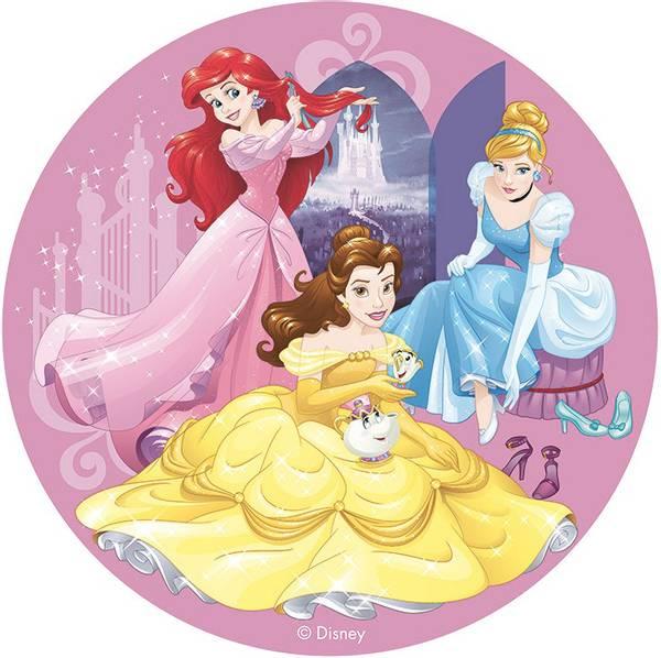 Bilde av Disney Prinsesse, Kakebilde 5, 20cm