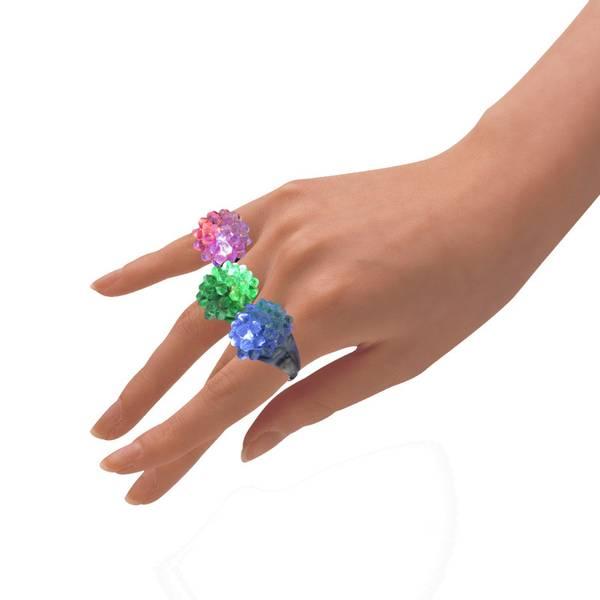 Bilde av Magisk Ring med ledlys